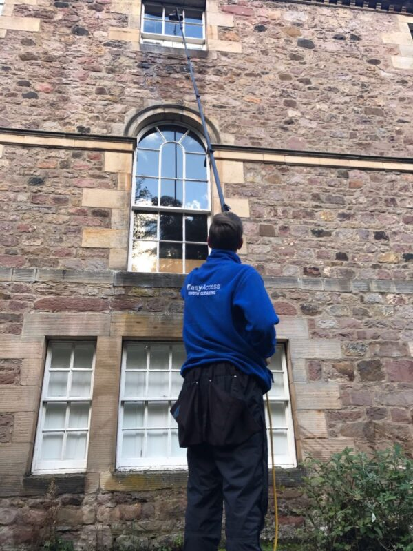 Easy Access Window Cleaning