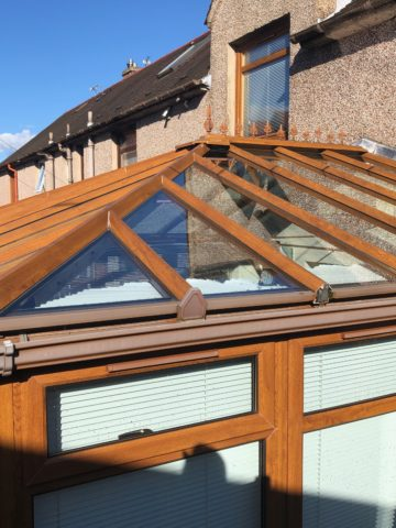 Easy Access Window Cleaning - Conservatory cleaning in West Lothian